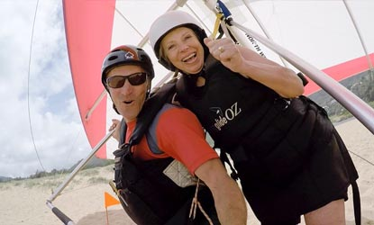 Our professional videos use 3 HD cameras of the flight to capture all the very best of your hang gliding experience. Our videos are uploaded to ...